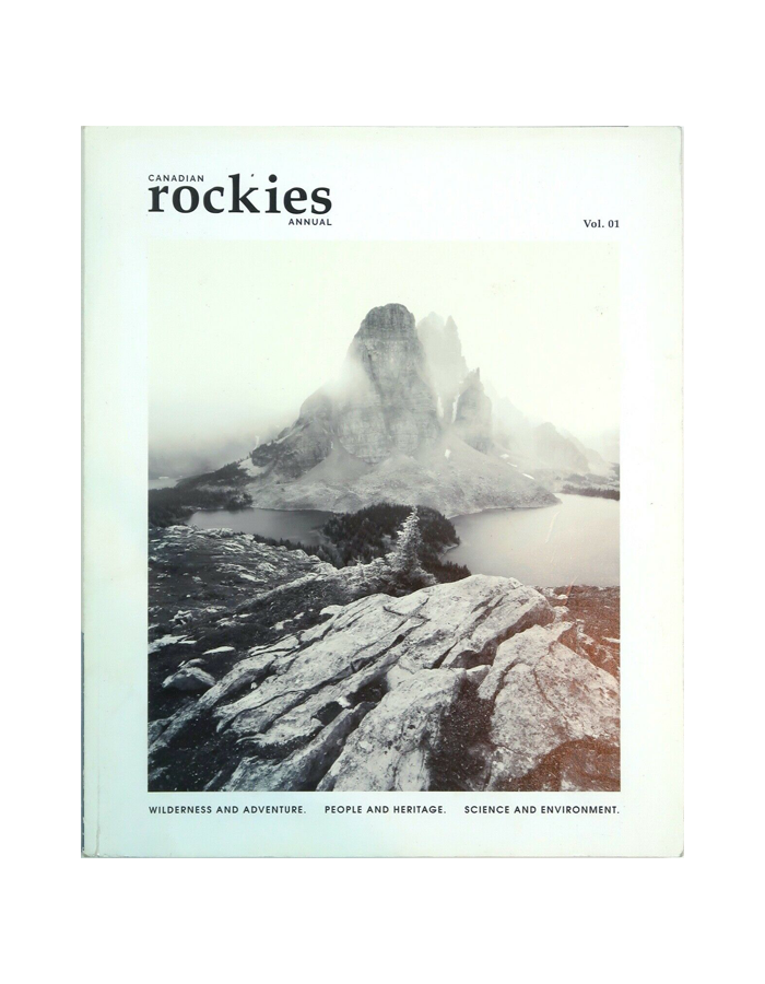 vtg canadian rockies issue 1