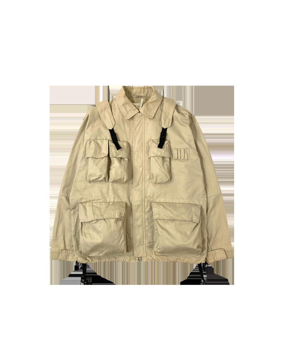 goodenough cargo jacket archive