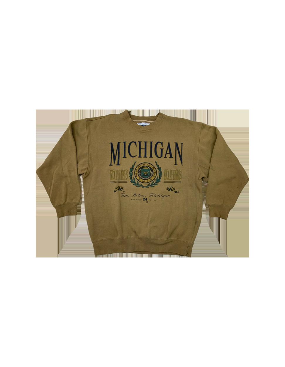 MICHIGAN University Sweatshirt