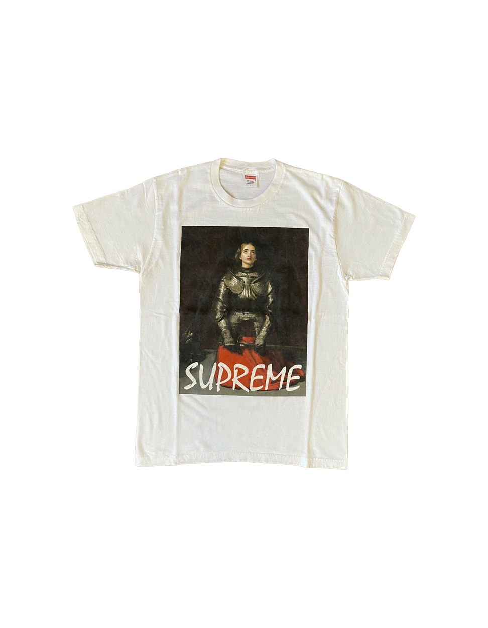 Supreme Sample Joan Of Arc T-Shirt