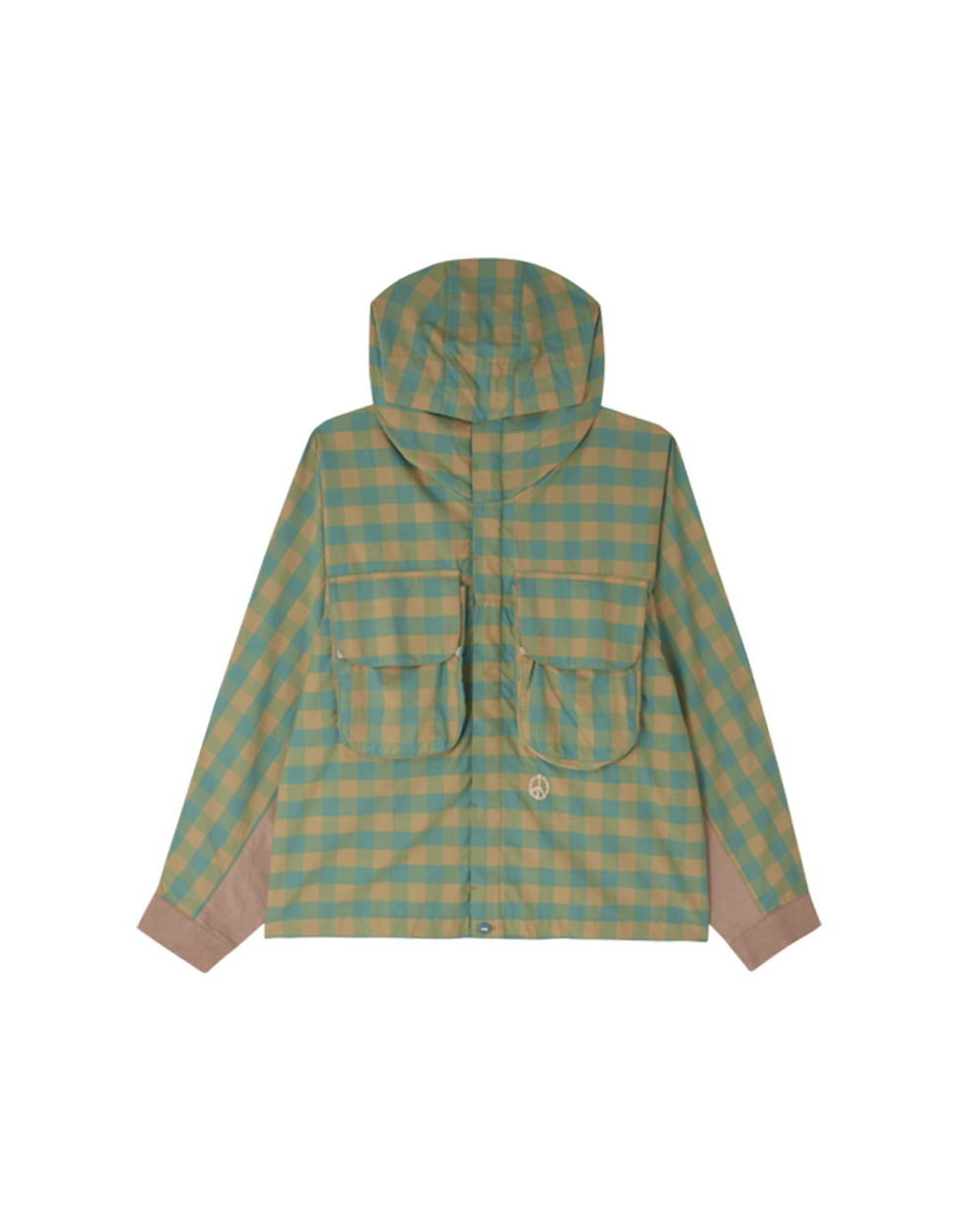 Story MFG Forager Jacket checked