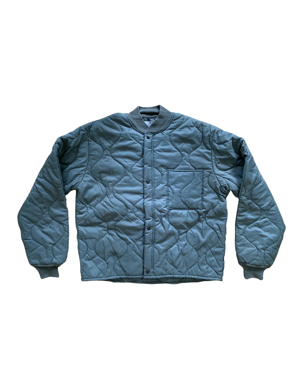 vintage military flight jacket liner